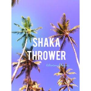 Image of Shaka Thrower Clutch