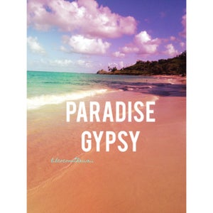 Image of Paradise Gypsy Clutch