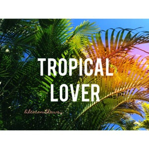 Image of Tropical Lover Clutch
