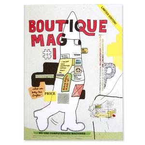 Image of Boutique Mag #1
