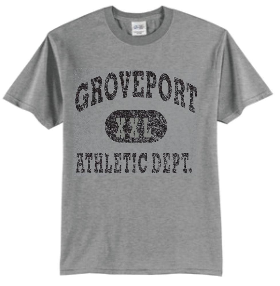 Image of Gray Groveport Tee