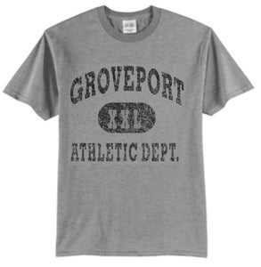 Image of Gray Groveport Tee