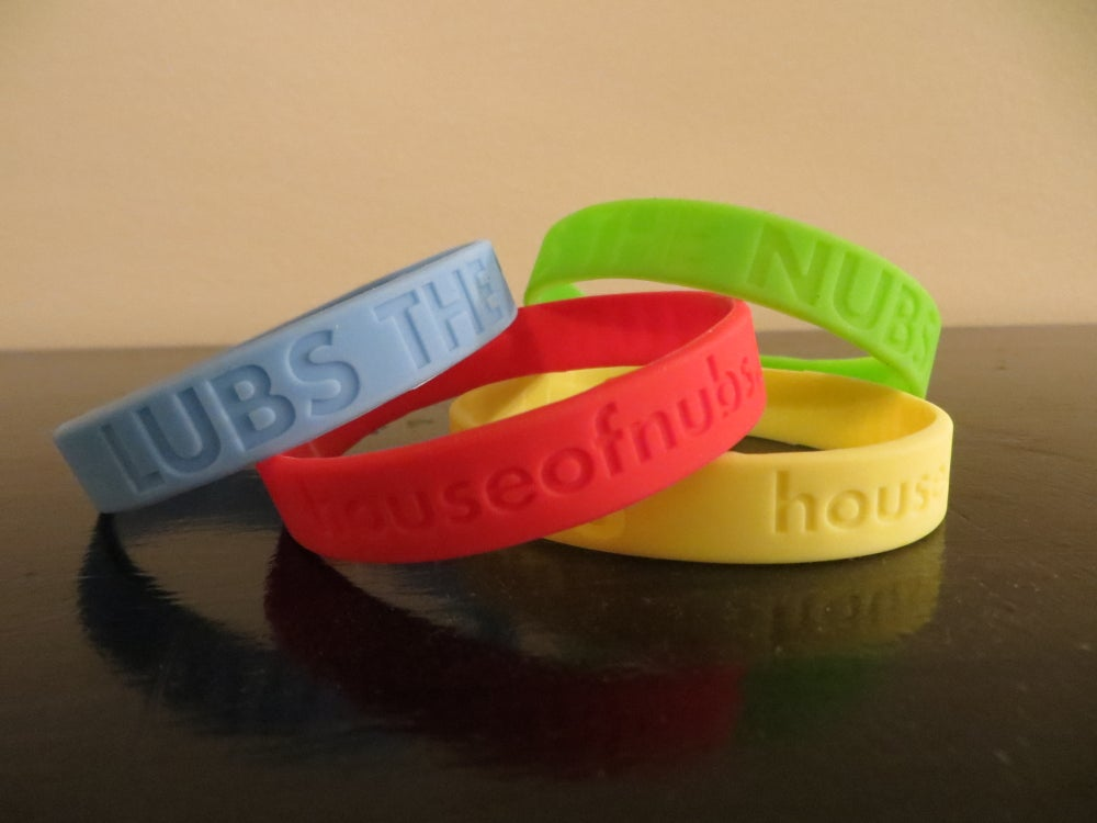Image of House of Nubs Wristbands