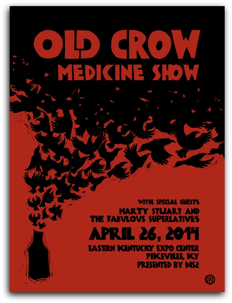 Image of Old Crow Medicine Show