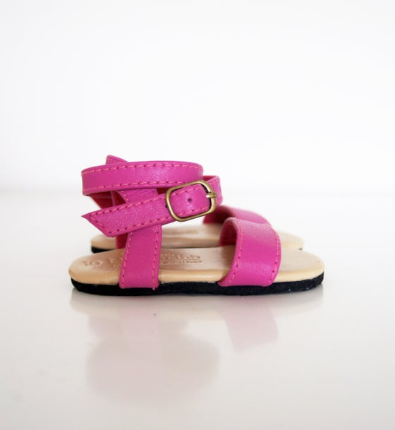 Image of Gypsy sandal-Pink