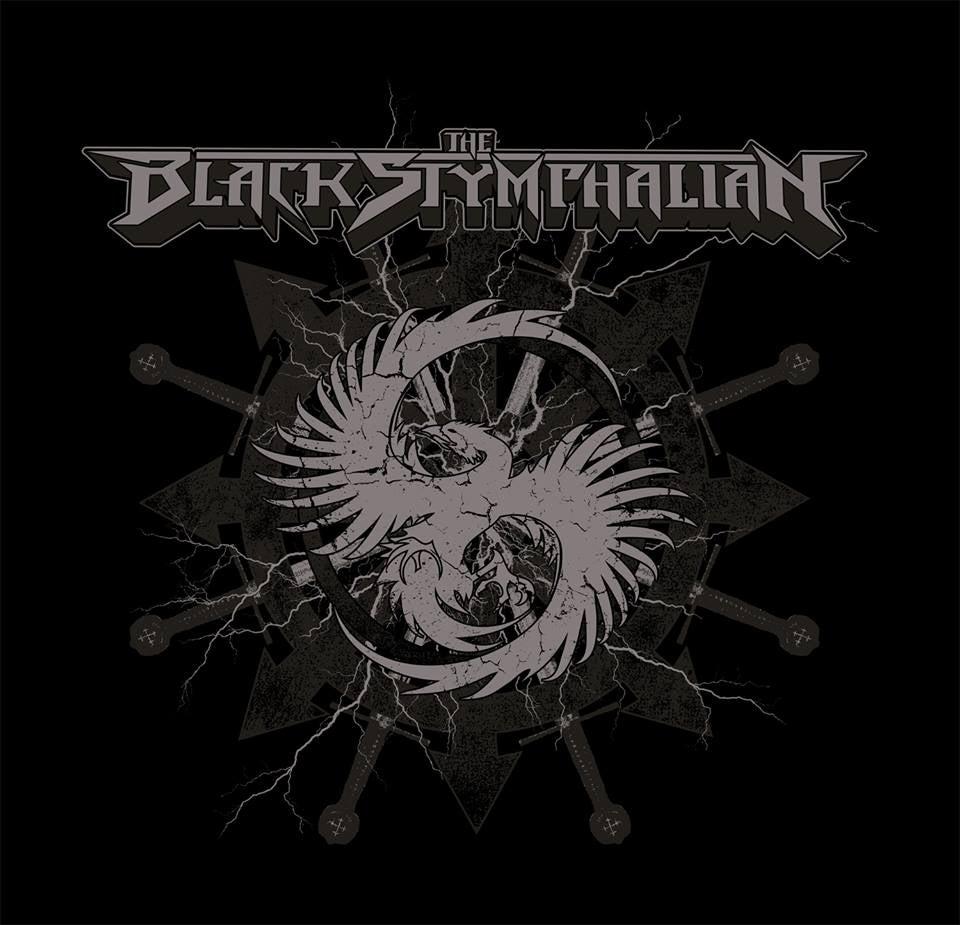 """Image of The Black Stymphalian - Khaos Sigma EP & """"Khaos Wheel"""" T-Shirt"""