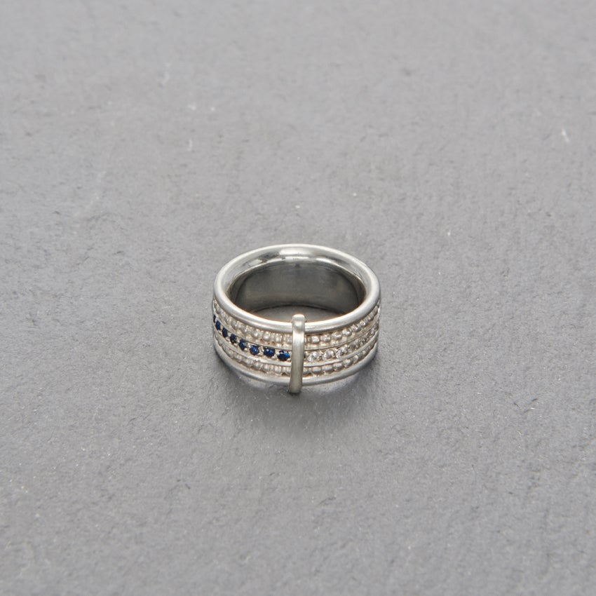 Image of Poya Ring Silver