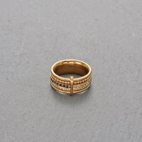 Image of Poya Ring Gold