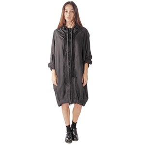 Image of overcoat jolstra black