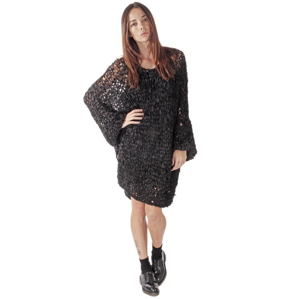 Image of sweater austerland black