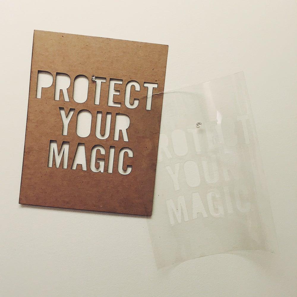 Image of 13x10 Stencils (Acetate or Chipboard)