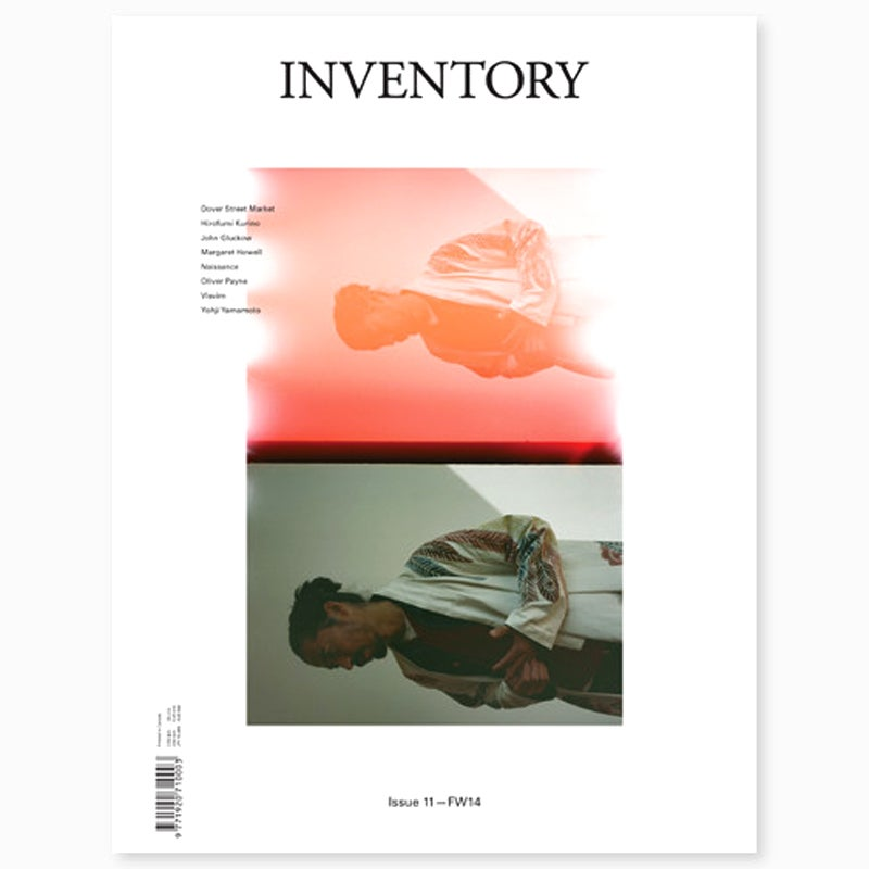Image of INVENTORY Magazine Issue 11 - FW14