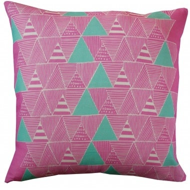 Image of Zulu Huts cushion covers