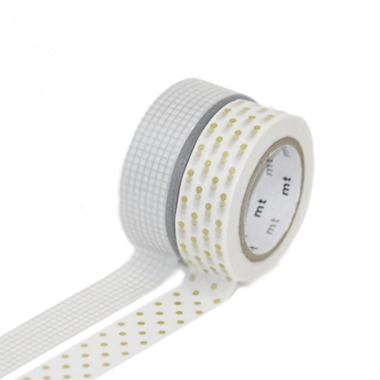 Image of MT Washi Tape - Metallic