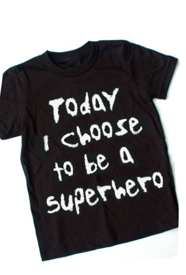Image of Superhero tee