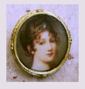 Image of Bouton Ladylike ... / Bouton Couronne ...