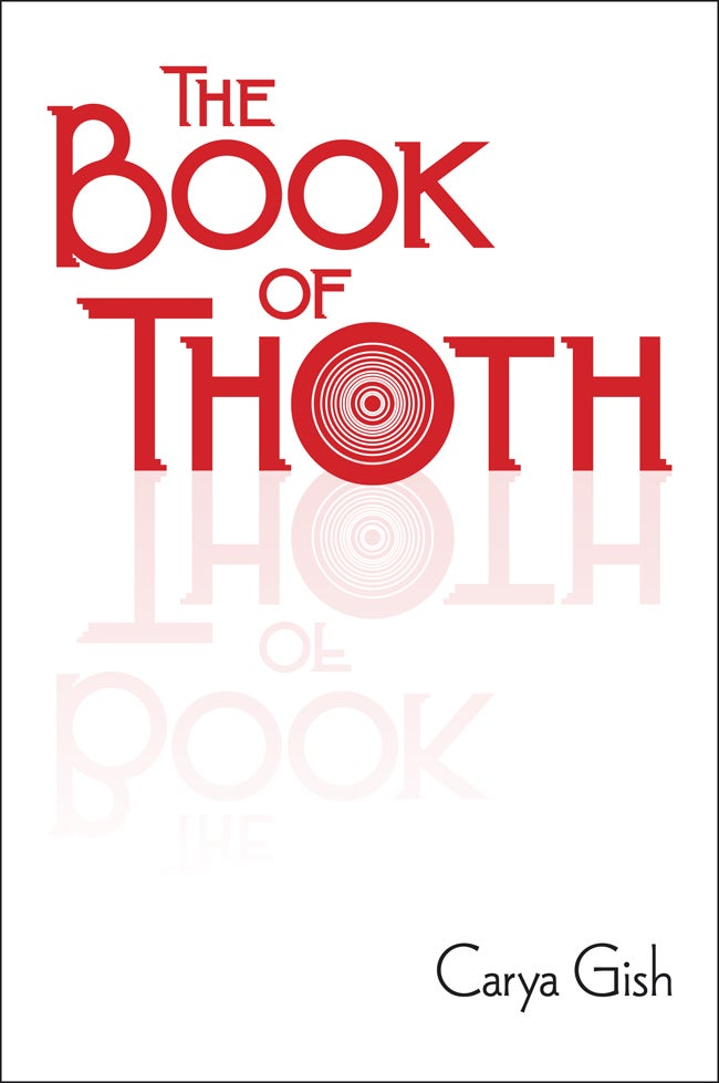 Image of THE BOOK OF THOTH - INTERNATIONAL STANDARD (AIRMAIL)