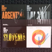 Image of Signed John Digweed CD releases