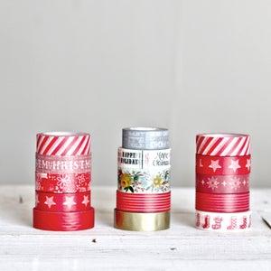 Image of Christmas Washi Tape