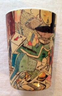 Image of ghostpatrol cup