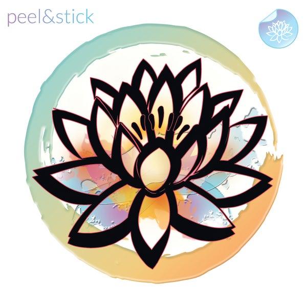 Image of Lotus Decal