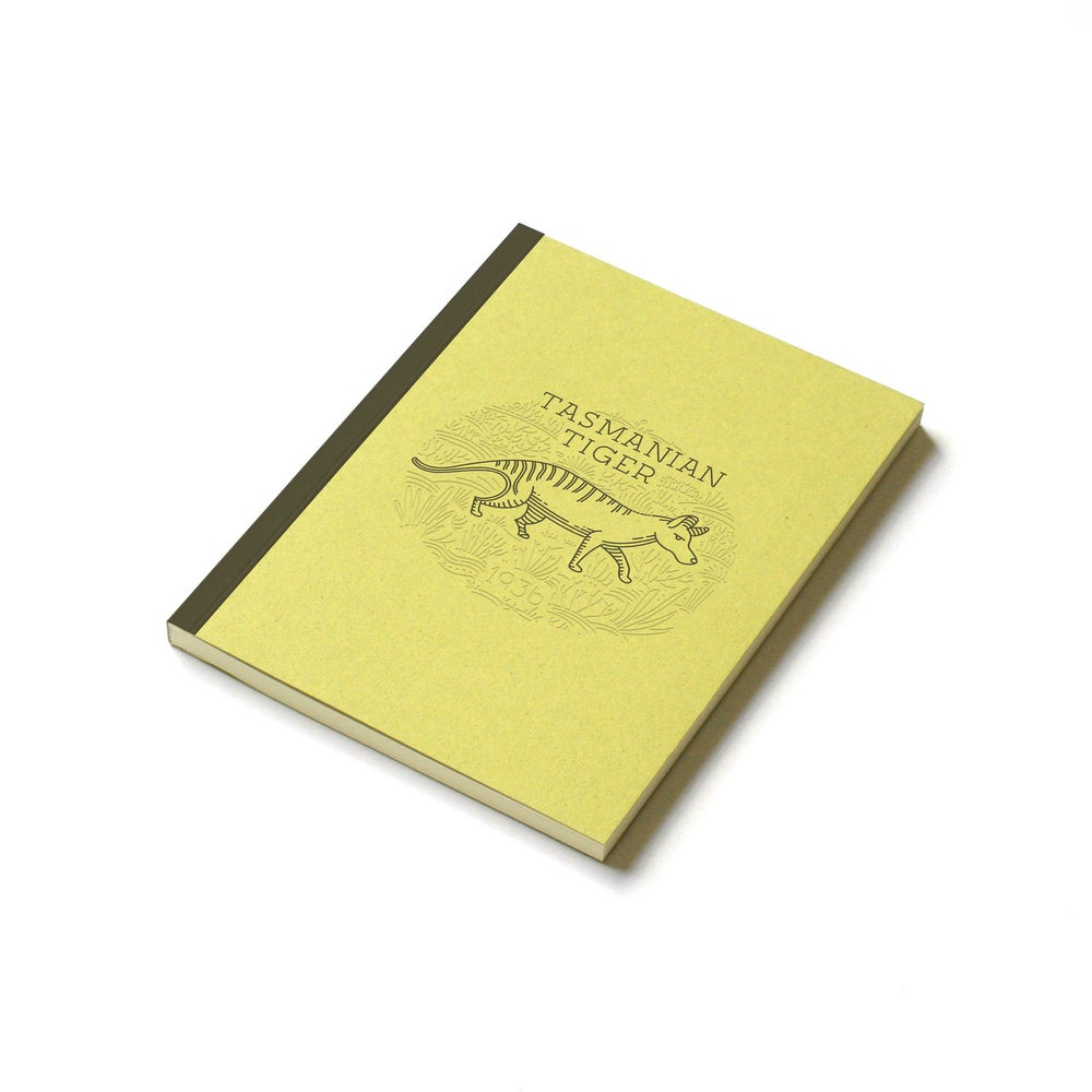 Image of The new Extinct Collection: Notebook no.4/5/6