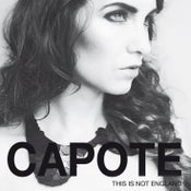 Image of Capote - This is not England EP-CD