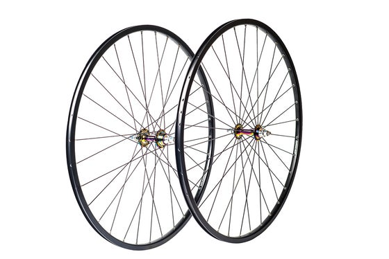Image of Unknown Bike Co Track Wheelset