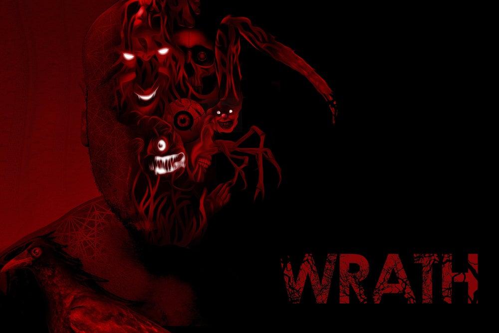 Image of WRATH -  High Quality Print