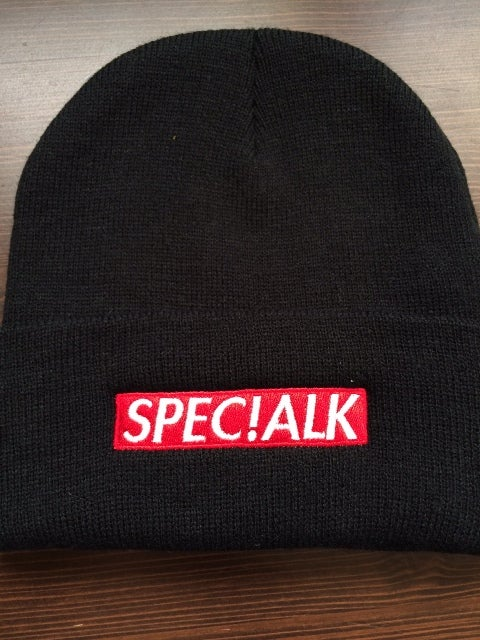 Image of Classic Black Beanie