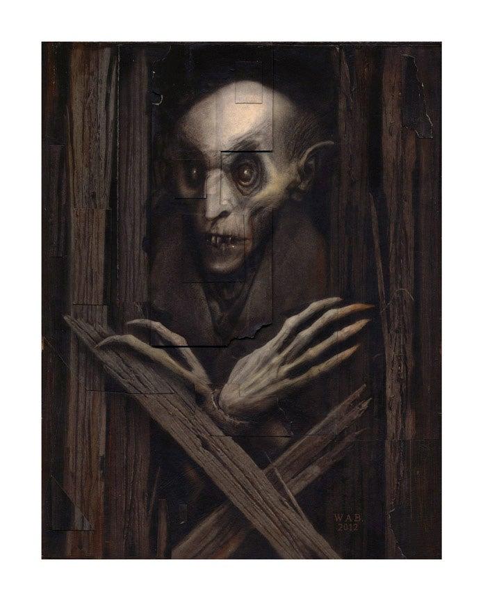 "Image of ""Orlok"" Limited Edition print"