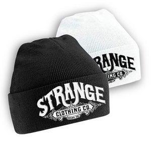 Image of Strange Logo Beanie