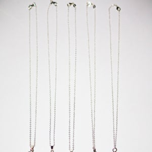 Image of Them Powers Necklace - SILVER |NOTS|