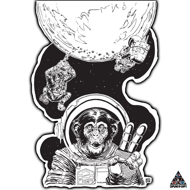 Image of Moonrock Monkeys