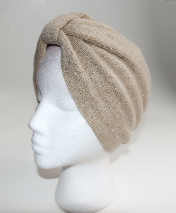 Image of Beige Bow