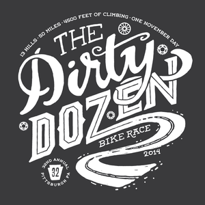 Image of Dirty Dozen 2014 T-Shirts