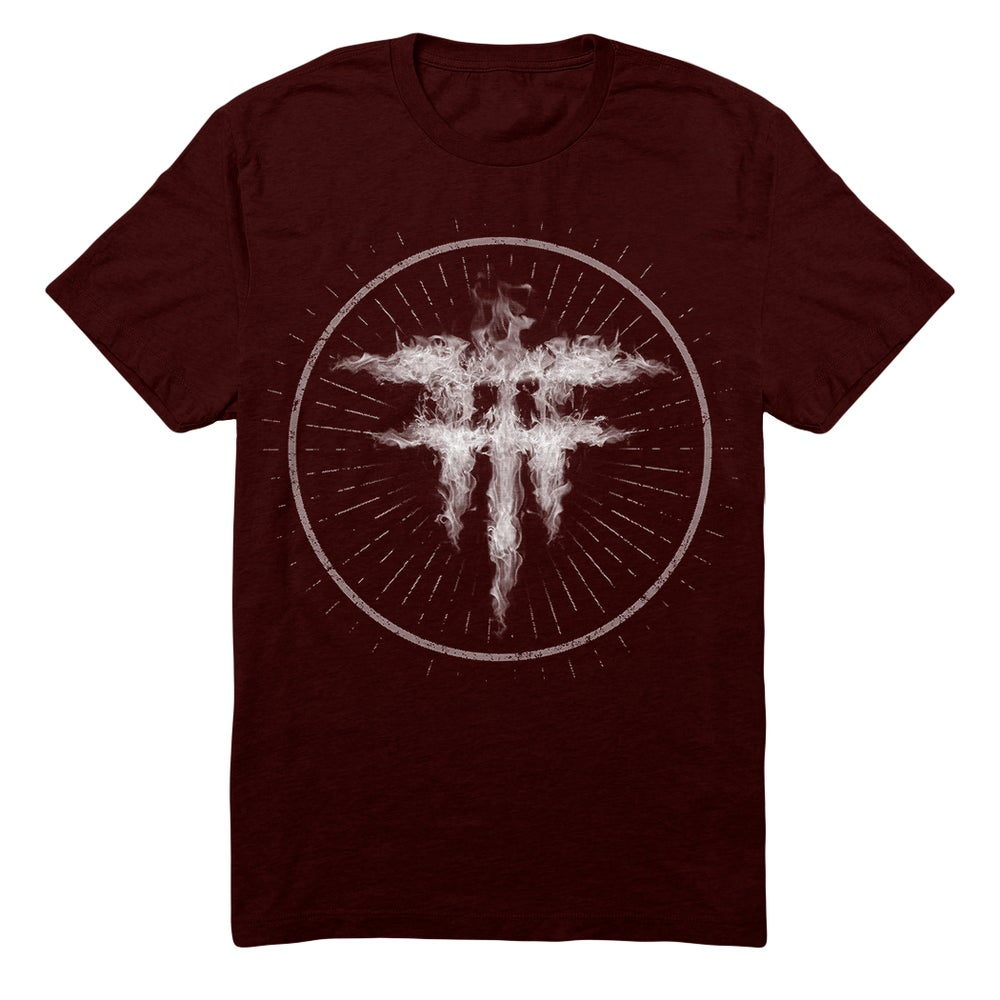 Image of Turn The Tide crest tee