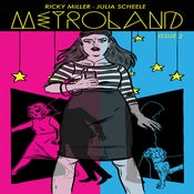 Image of Metroland #2 by Ricky Miller & Julia Scheele