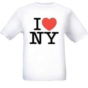 Image of I Love New York Boyf Fit Tee