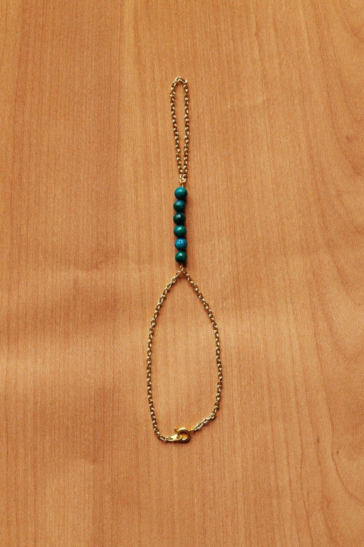 Image of Handchain // Global Beads