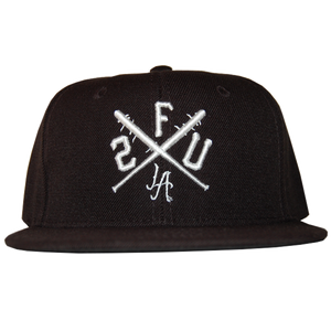 Image of 2fukdup! x Dodgers Snapbacks