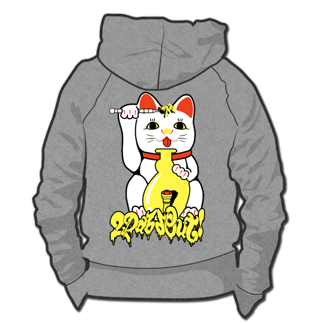 Image of 2FU! Dabcat *Hoodie & Crewneck Sweater*