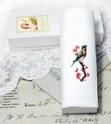 Image of Single lady handkerchief: Song Bird