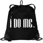 Image of i DO ME String Bag with Padded Mesh Trim