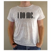 Image of i DO ME Men's Burn-out Tee