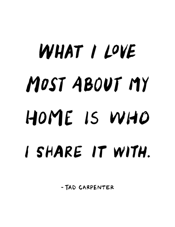 What I Love Most About my Home... - HOUSE15143