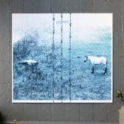Image of Jack White poster Frankfurt 2014