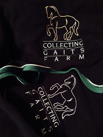 Image of Collecting Gaits Farm Exercise Rug