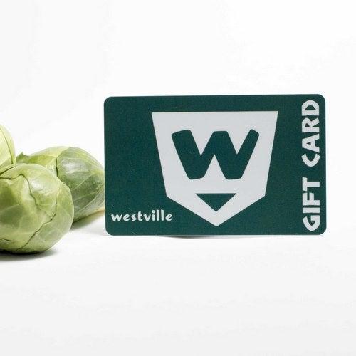 Image of Westville Gift Card