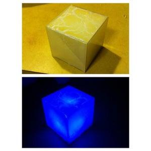 Image of Marvel The Avengers Loki's Tesseract Cube Power cube